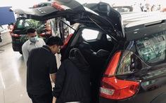 Xe hơi 'chạy hàng', sức mua tăng dịp cuối năm
