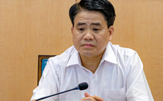 Cựu chủ tịch Hà Nội Nguyễn Đức Chung bị khởi tố thêm tội danh vụ chế phẩm Redoxy-3C