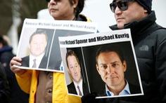 Hai công dân Canada bị bắt tại Trung Quốc '2 năm vẫn chưa được xét xử'