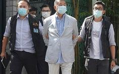 Tỉ phú truyền thông Hong Kong Jimmy Lai bị buộc tội vi phạm luật an ninh quốc gia