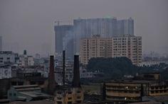 Hà Nội ô nhiễm: nên hạn chế ra ngoài buổi đêm và sáng sớm