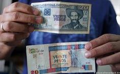 Cuba chấm dứt hệ thống 2 loại tiền tệ tồn tại gần 30 năm
