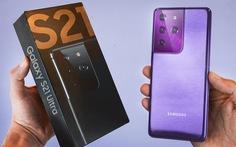Noi gương Apple, Samsung bỏ củ sạc và tai nghe của Galaxy S21?
