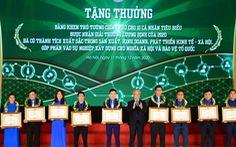 10 thanh niên nông thôn tiêu biểu nhận bằng khen của Thủ tướng