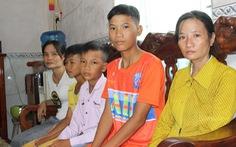 Hành trình 400km của 3 đứa trẻ và hạnh phúc gia đình