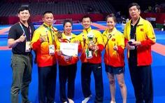 Jujitsu Việt Nam chính thức thành lập liên đoàn quốc gia