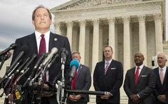Fox News: vụ kiện Texas tận dụng 'quyền xét xử đầu tiên'