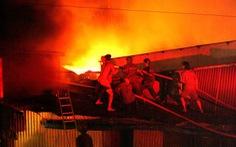 Từ ngày 1-1-2021, thí điểm giao dân phòng, dân phố tham gia chữa cháy