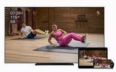 Apple tung dịch vụ tập thể thao trực tuyến giá từ 10 USD một tháng
