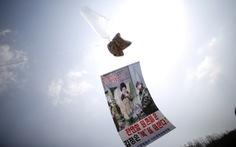 Hàn Quốc cấm gửi truyền đơn chống Triều Tiên