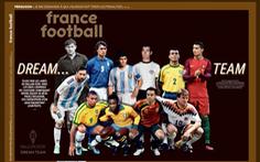 Điểm tin thể thao sáng 15-12: Messi, Ronaldo, Pele, Maradona vào 'Đội hình Quả bóng vàng trong mơ'