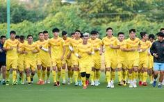 Vé xem trận giao hữu Đội tuyển quốc gia Việt Nam - U22 giá cao nhất 150.000 đồng