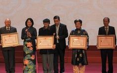 Thành lập hội đồng xét tặng danh hiệu NNND, NNƯT lĩnh vực di sản văn hóa phi vật thể