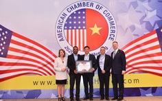 P&G Việt Nam 4 năm liền đạt giải thưởng Trách nhiệm Xã hội Doanh nghiệp từ AmCham