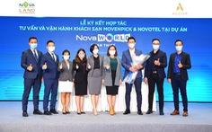 Khách du lịch tới Novaworld Phan Thiet sẽ có thêm lựa chọn lưu trú cao cấp