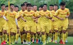 HLV Park Hang Seo triệu tập 24 cầu thủ đội tuyển U22 Việt Nam