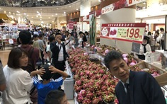 Hàng Việt vẫn khó vào siêu thị ngoại