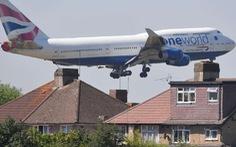 Các hãng hàng không lo ngại bị phạt nặng nếu Anh và EU không đạt được thỏa thuận