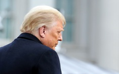 Tin tặc Hà Lan hai lần hack Twitter của ông Trump nhờ đoán trúng mật khẩu?