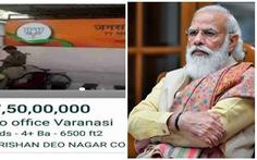 4 người Ấn Độ rao bán văn phòng của thủ tướng trên mạng