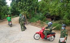 An Giang sẽ tiếp nhận 102 cán bộ chi viện phòng chống COVID-19 giáp Campuchia