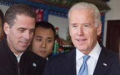 Ông Biden: Điều tra con trai tôi là kiểu 'chơi xấu'