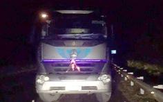 Tài xế xe tải chạy ngược chiều 29km trên cao tốc bị phạt 17 triệu đồng