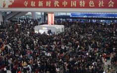 Sợ bùng phát dịch ngay tết, Trung Quốc tiêm vắc xin cho 50 triệu người