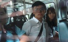Hoàng Chi Phong, Chu Đình, Lâm Lãng Ngạn bị kết án tù