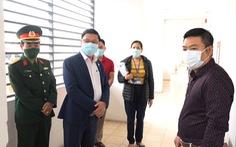 Quảng Ninh cách ly nam sinh liên quan đến bệnh nhân 1347