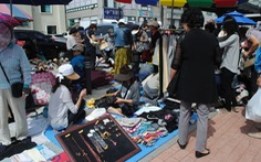 Người dân Hàn Quốc mua đồ cũ nhiều hơn