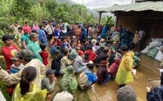 Huyện Nam Trà My tạm dừng đón các đoàn từ thiện thăm, tặng quà cho người dân