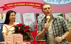 Dương Thụy cùng Kyo York 'rắc thính', 'thả tình' với độc giả 18+