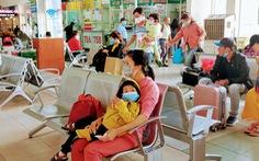 Bến xe Miền Đông mở bán vé Tết Tân Sửu từ 12-1, giá vé tăng cao nhất 60%