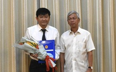 Tổng công ty Cấp nước Sài Gòn có tân giám đốc
