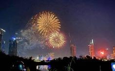 TP.HCM có kế hoạch bắn pháo hoa đón năm mới 2021 ở 3 điểm