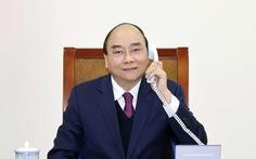 Thủ tướng Nguyễn Xuân Phúc trao đổi với Tổng thống Donald Trump về 'thao túng tiền tệ'