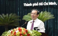 Bí thư Thành ủy TP.HCM Nguyễn Văn Nên: Sẽ sớm giải quyết vấn đề Thủ Thiêm