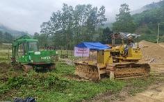 Quảng Nam làm khu tái định cư người dân Trà Leng sau thảm họa lở núi, lũ quét