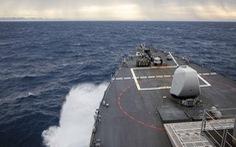 Mỹ bác tin bị quân đội Trung Quốc 'xua đuổi' ở gần Trường Sa