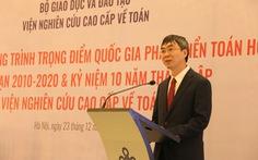 Toán học Việt Nam tăng hơn 15 bậc, ở vị trí 35-40 thế giới