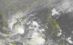 Từ Bình Định đến Nam Bộ mưa diện rộng, sóng biển có nơi 5m