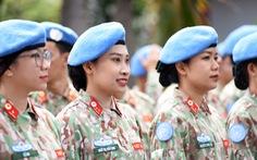 Việt Nam lần thứ 3 cử lực lượng tham gia gìn giữ hòa bình tại Cộng hòa Nam Sudan