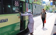 TP.HCM giảm 2.283 chuyến xe buýt dịp Tết dương lịch 2021