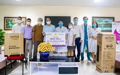 Nhìn lại chặng đường Mutosi 'Vững vàng sức khỏe Việt' năm 2020