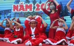 Những điều ước Giáng sinh đặc biệt ở Bệnh viện Ung bướu TP.HCM