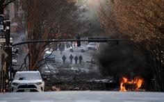 Cảnh sát Mỹ: Vụ nổ lớn ở Nashville là hành động cố ý