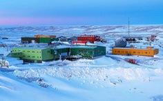 Mỹ, Trung Quốc điều máy bay giải cứu ngoạn mục nhà thám hiểm Nam Cực người Úc