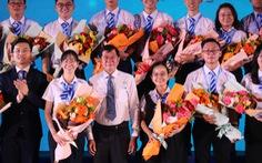 Chị Phan Thị Thanh Phương tái đắc cử chủ tịch Hội Sinh viên VN TP.HCM