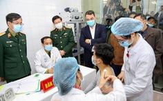 Thêm 3 ca COVID-19 từ Đức và Nhật về, ĐH Y Hà Nội họp về tiêm thử vắc xin trên người